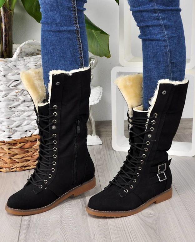 buty na zime dla kobiet